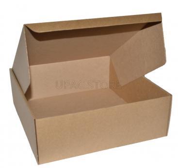 Коробка картонная 28*30*10 см