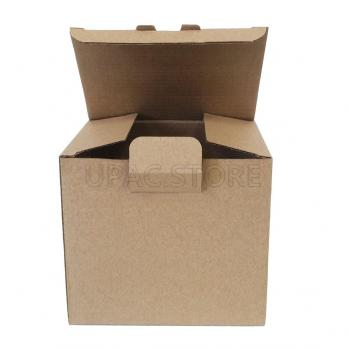 Коробка картонная 12*8,5*10,5 см