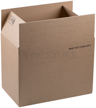 Коробка картонная 38*23*28 см