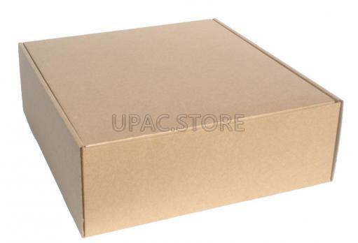 Коробка картонная 23*23*5 см
