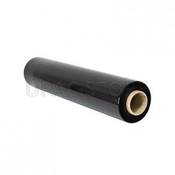 Стрейч пленка ручная 50м x 150м чёрная